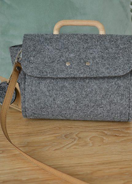Czy torebki filcowe są trwałe?